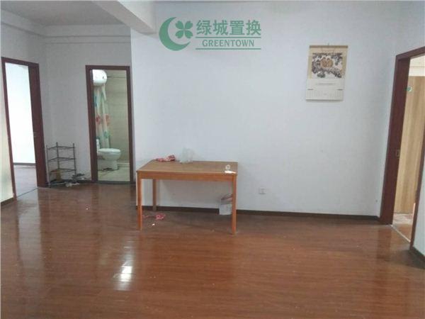 杭州翡翠城梅苑出租房餐厅照片,可办公,无家具家电