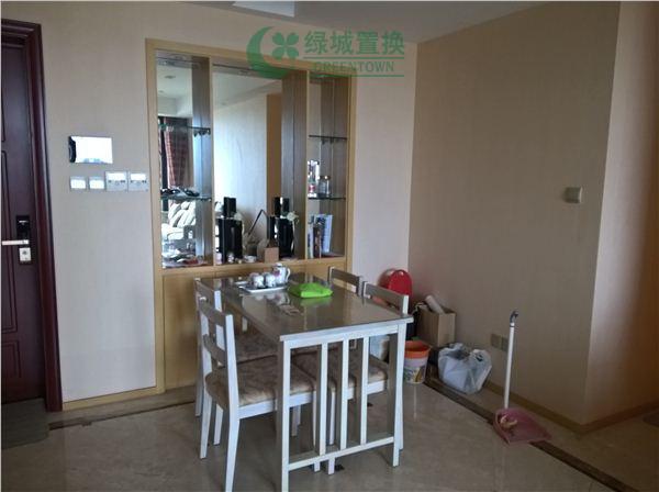 杭州丁香公馆绿开出租房餐厅照片,