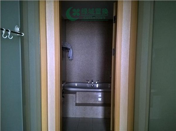 杭州丁香公馆绿开出租房卫生间照片,