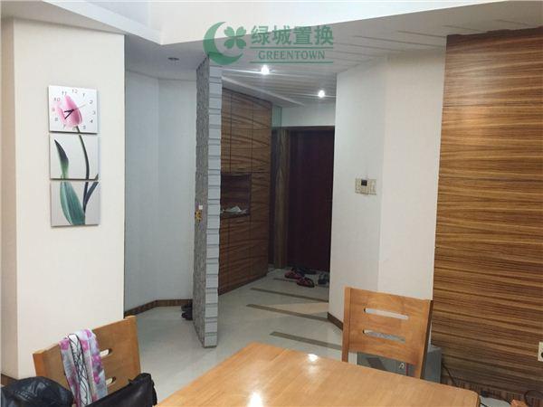 杭州锦昌文华出租房餐厅照片,诚心出租,看房方便,拎包入住