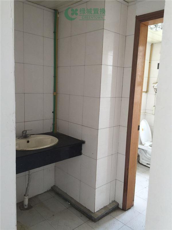 杭州风华苑出租房卫生间照片,风华苑 两房精装 家具家电全配