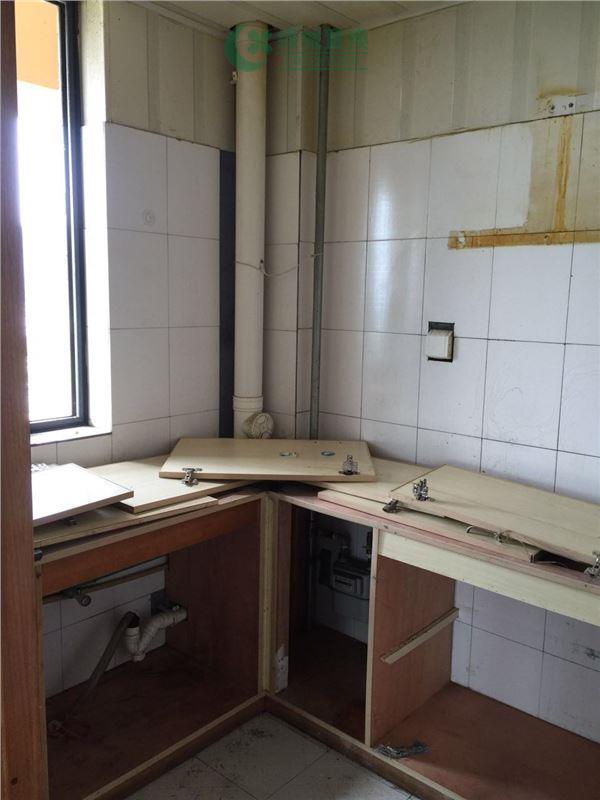 杭州风华苑出租房厨房照片,风华苑 两房精装 家具家电全配