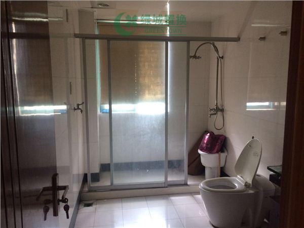 杭州出租房卫生间照片,小区中心位置,,中等装修