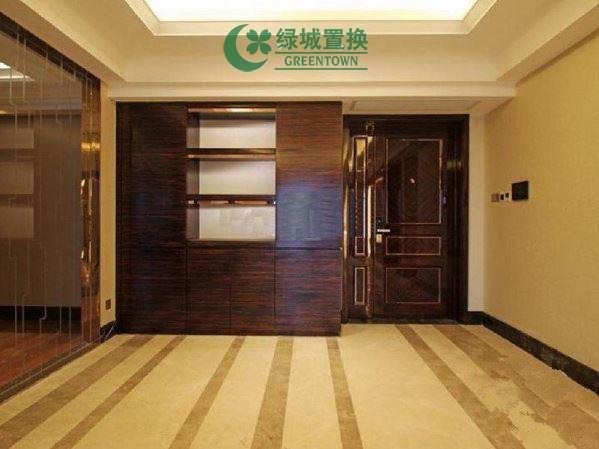 杭州万象城悦玺出租房餐厅照片,