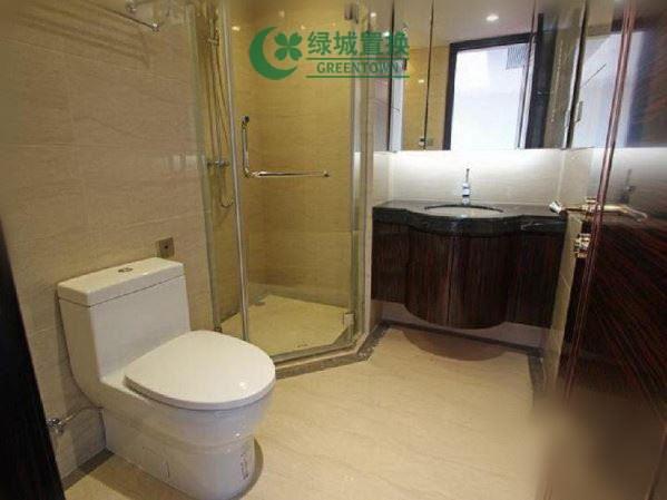 杭州万象城悦玺出租房卫生间照片,