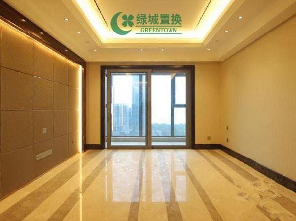 杭州万象城悦玺出租房客厅照片,