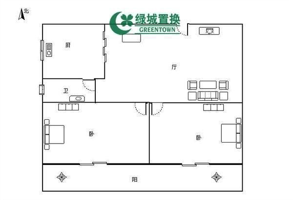 杭州蓝庭花园出租房户型图照片,蓝庭花园 精装修 领包入住
