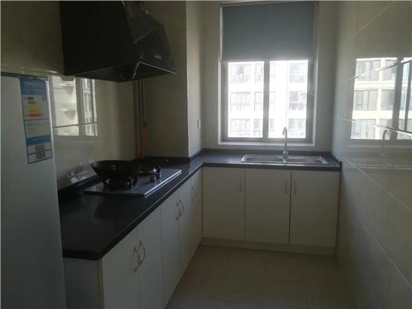 杭州紫玉福邸出租房厨房照片,城东稀缺4房出租