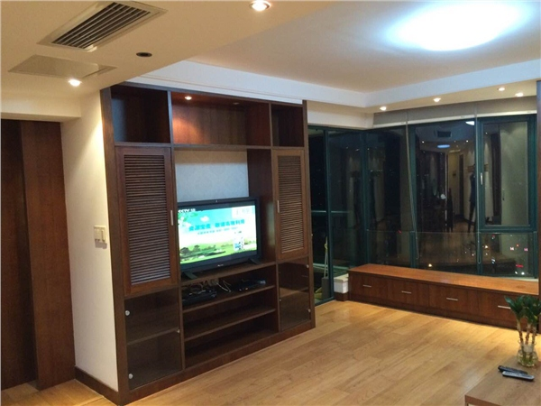 杭州绿园出租房客厅照片,