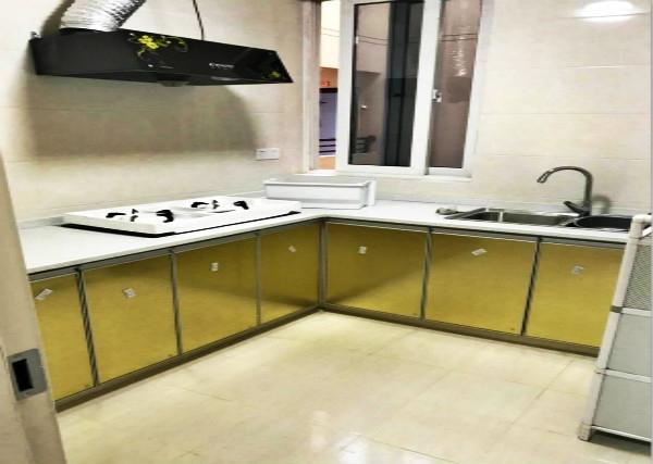 杭州嘉丰万悦城出租房厨房照片,房东诚心出租  价格可以商量