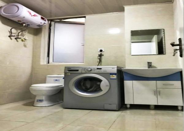 杭州嘉丰万悦城出租房卫生间照片,房东诚心出租  价格可以商量