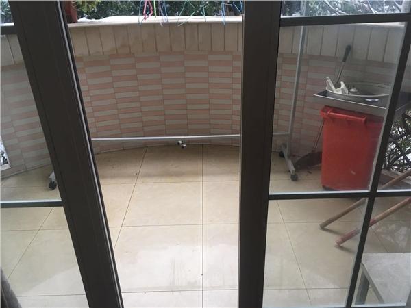 杭州南都德加西出租房阳台照片,桂花城商圈 .南都德加西