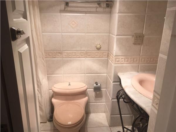 杭州南都德加西出租房卫生间照片,桂花城商圈 .南都德加西