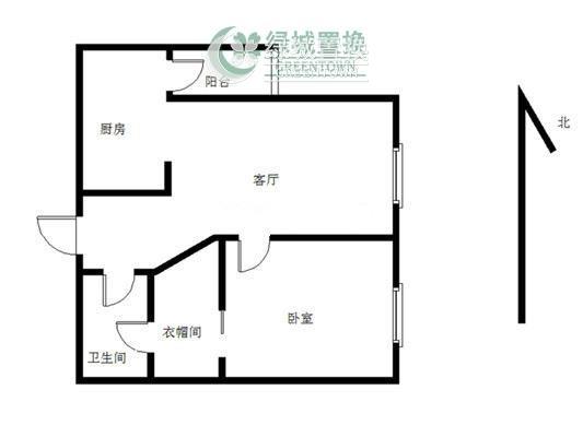 杭州梧桐公寓出租房户型图照片,