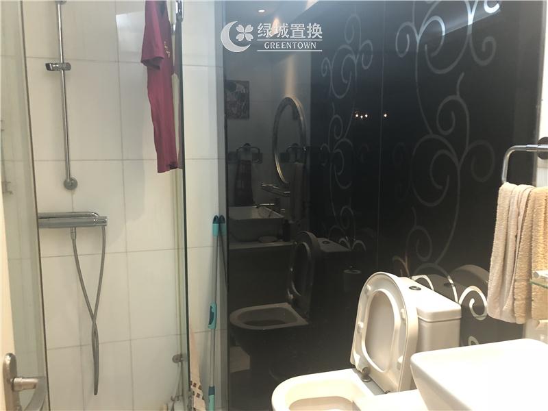 杭州梧桐公寓出租房卫生间照片,