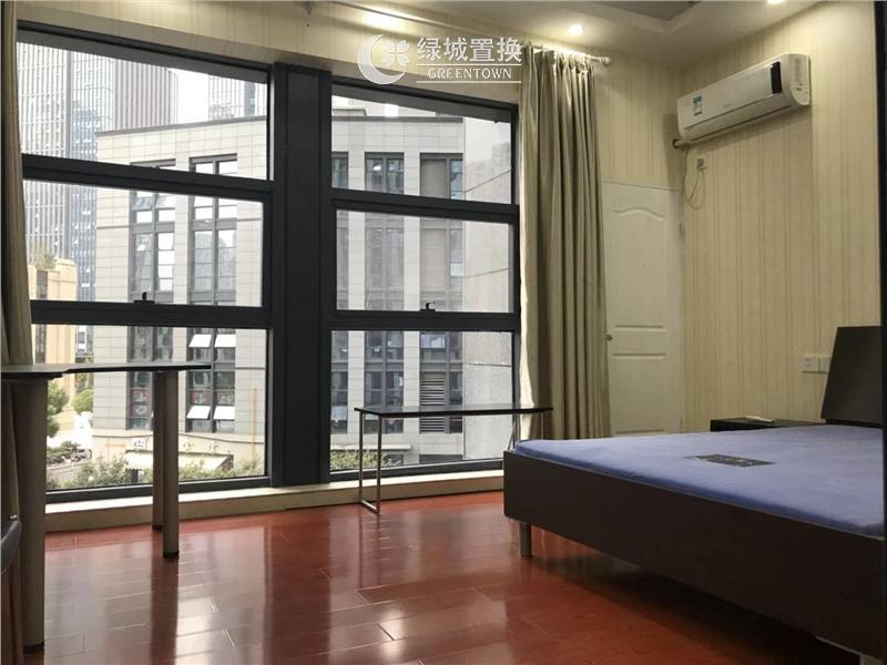 杭州新远金座出租房房间照片,