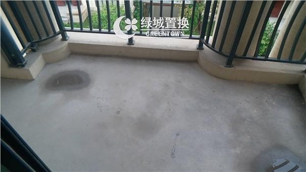 杭州凯文杭庄出租房阳台照片,