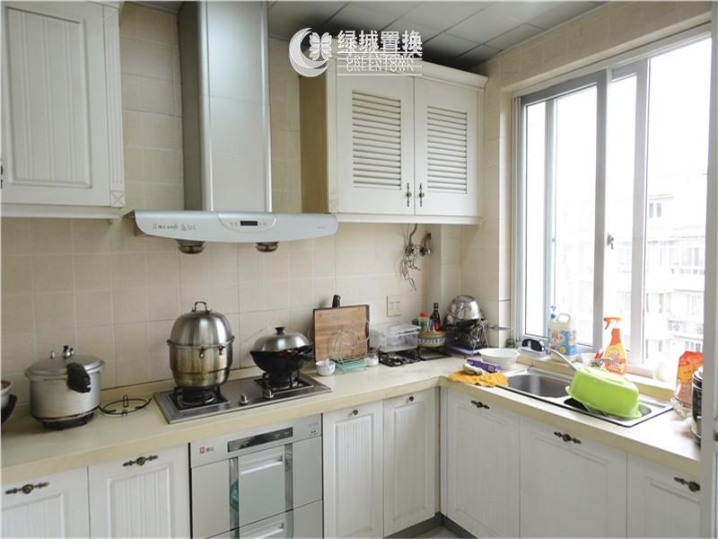 杭州闲林山水出租房厨房照片,