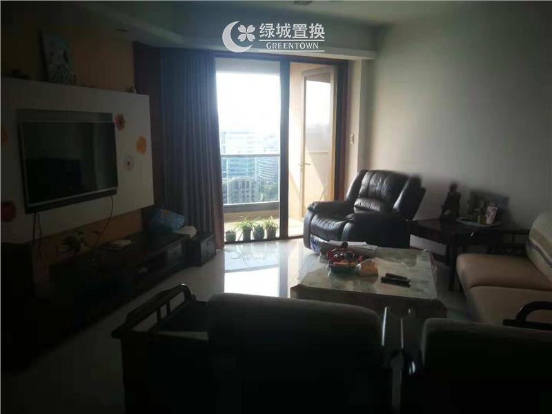 杭州春江花月出租房客厅照片,居家装修 ,首次出租 视野无敌