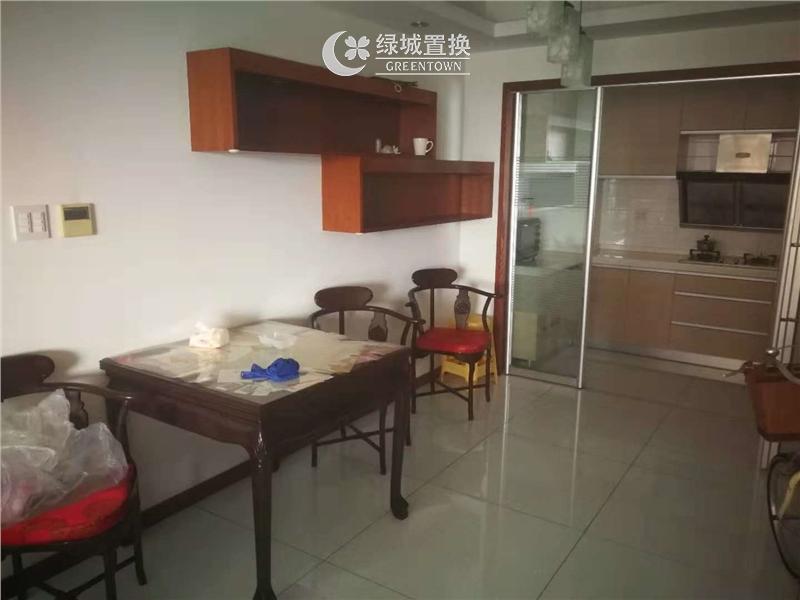 杭州春江花月出租房餐厅照片,居家装修 ,首次出租 视野无敌