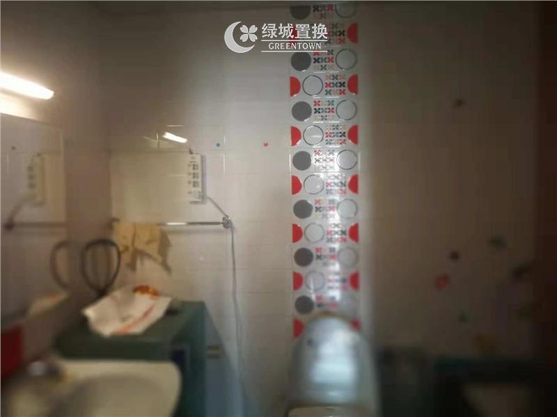 杭州春江花月出租房卫生间照片,居家装修 ,首次出租 视野无敌