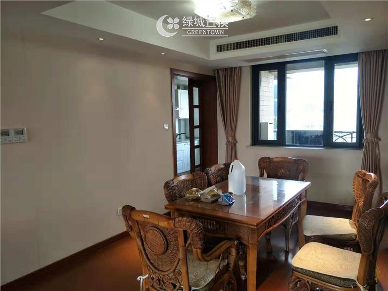 杭州锦兰公寓出租房餐厅照片,精装