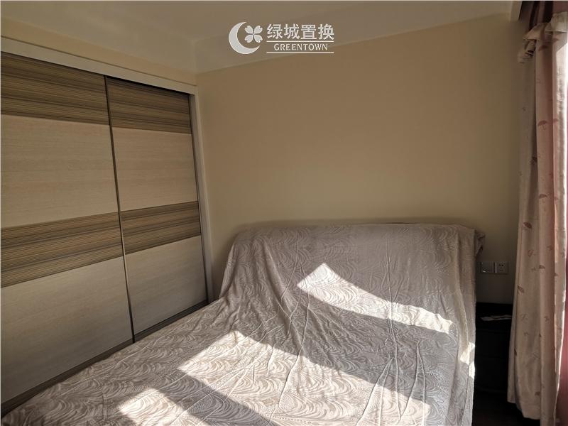 杭州翡翠湾出租房房间照片,婚房装修,首次出租,拎包入住