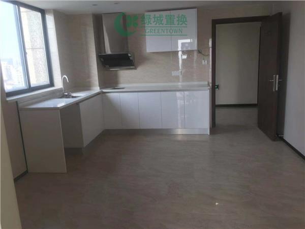 杭州东方时代中心出租房厨房照片,