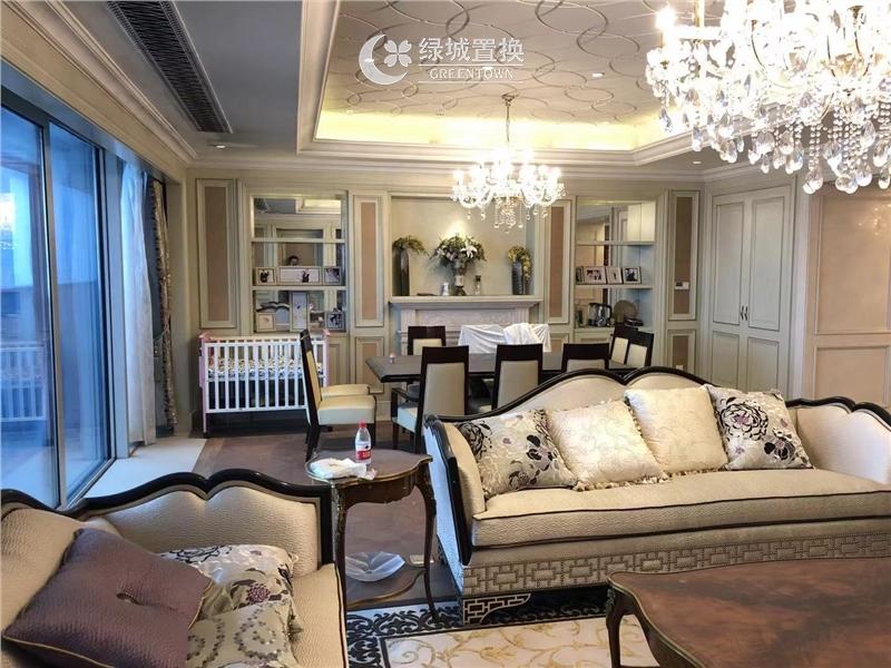 杭州蓝色钱江出租房餐厅照片,房东 诚心出租