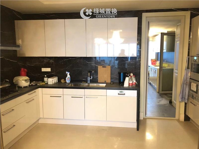 杭州蓝色钱江出租房厨房照片,房东 诚心出租