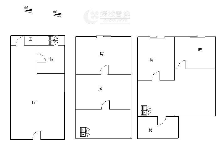 杭州梧桐公寓出租房户型图照片,沿街商铺推荐