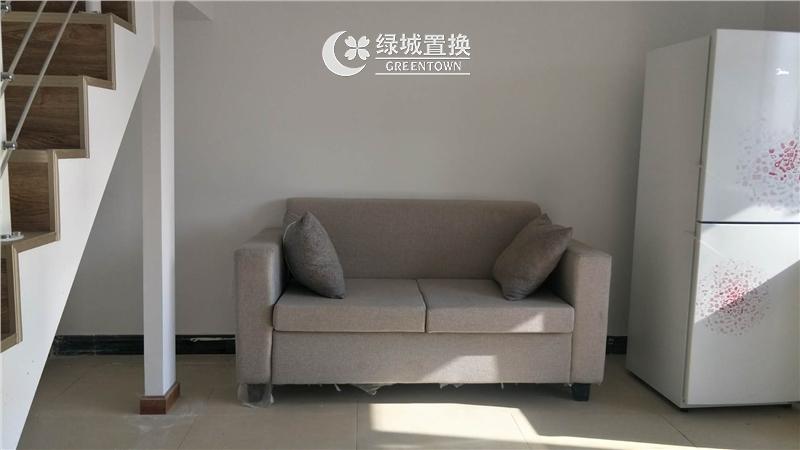杭州万宝城出租房客厅照片,精装修,拎包入住,交通便利