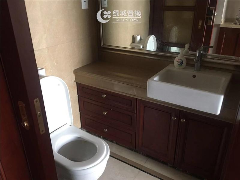 杭州海运国际出租房卫生间照片,