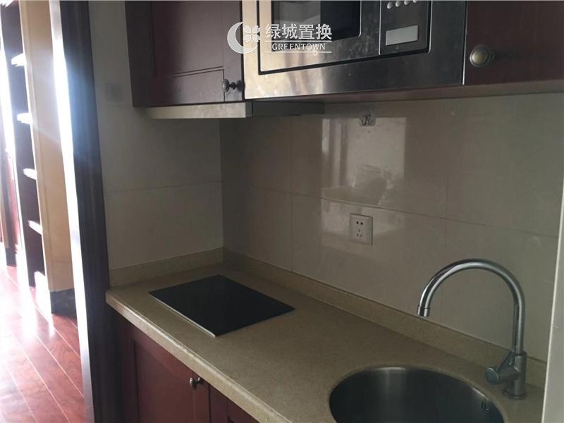 杭州海运国际出租房厨房照片,