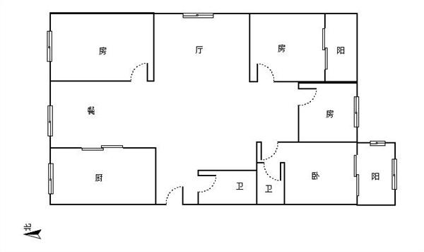 杭州闲林山水出租房户型图照片,闲林商圈 .闲林山水