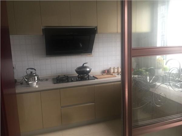 杭州闲林山水出租房厨房照片,闲林商圈 .闲林山水