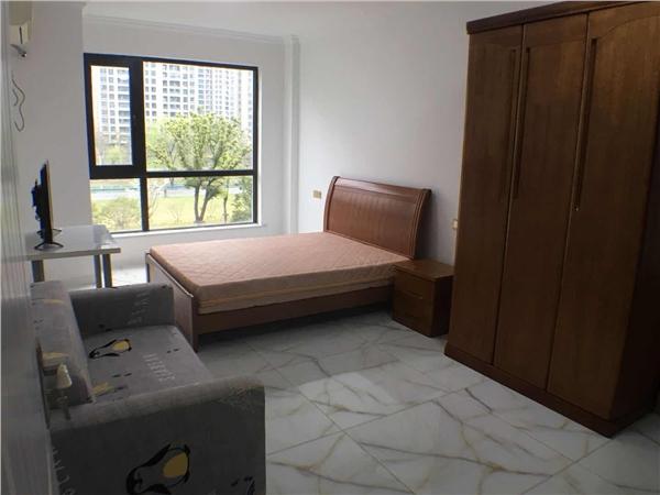 杭州莱茵传奇出租房房间照片,1.精装修,拎包入住