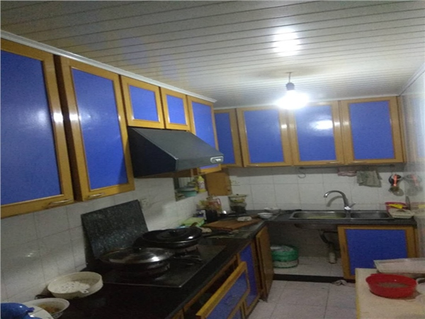杭州出租房厨房照片,拱墅商圈 .永庆坊