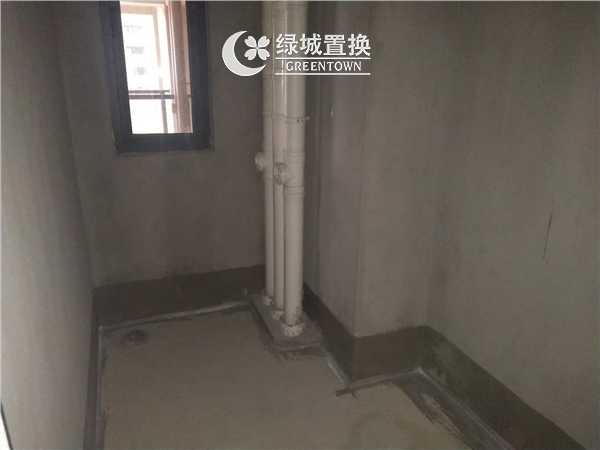 杭州出租房卫生间照片,超山商圈.东晖龙悦湾