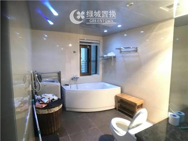 杭州郁金香岸出租房卫生间照片,