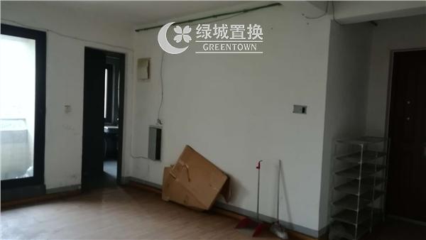 杭州郁金香岸出租房客厅照片,两房朝南,看房方便