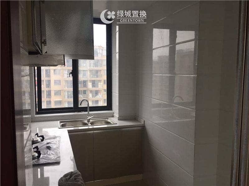 杭州出租房厨房照片,临平商圈.良熟新村