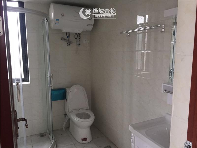 杭州出租房卫生间照片,临平商圈.良熟新村