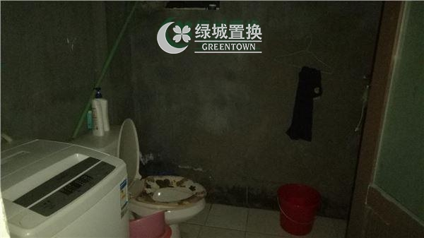 杭州擎天半岛出租房卫生间照片,