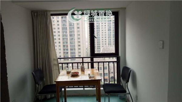 杭州擎天半岛出租房餐厅照片,