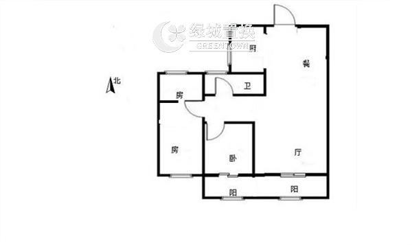 杭州嘉丰万悦城出租房户型图照片,小清新装修,家具家电齐全!