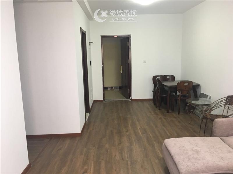 杭州嘉丰万悦城出租房餐厅照片,小清新装修,家具家电齐全!