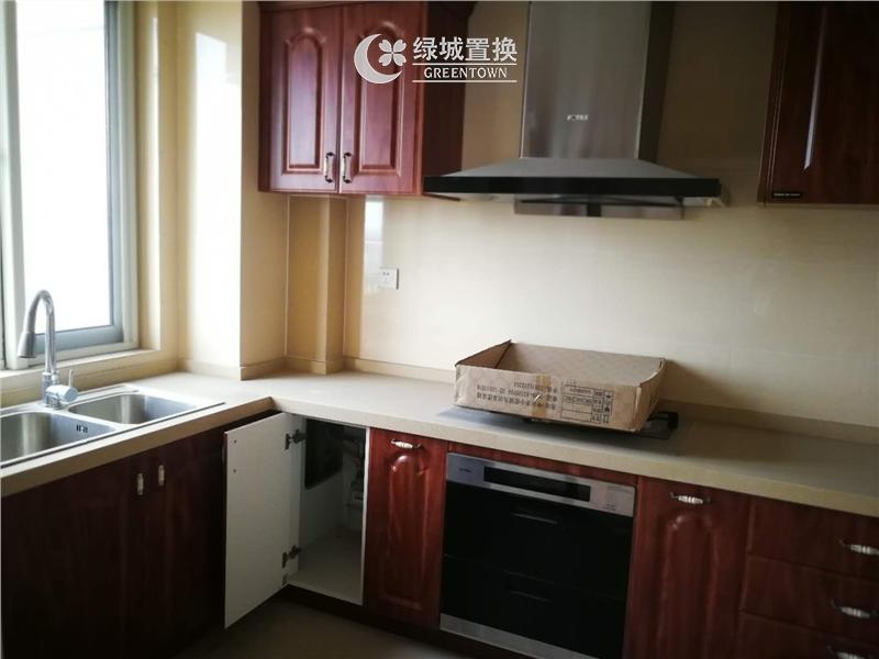 杭州华东园出租房厨房照片,户型好,性价比高,价格低,全明,家具家电
