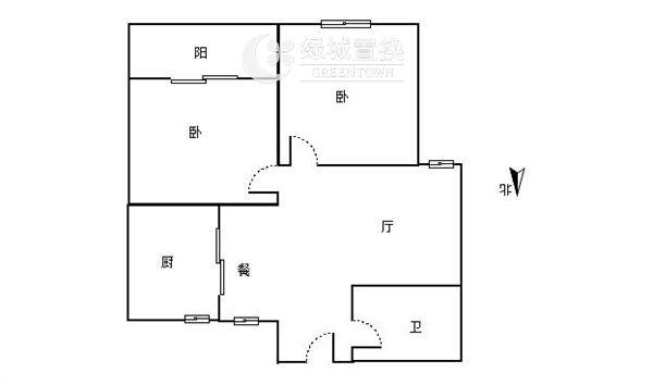 杭州相江公寓出租房户型图照片,精装修,看房方便,价格便宜