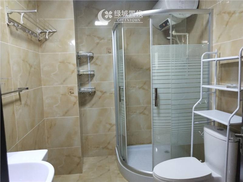 杭州相江公寓出租房卫生间照片,精装修,看房方便,价格便宜